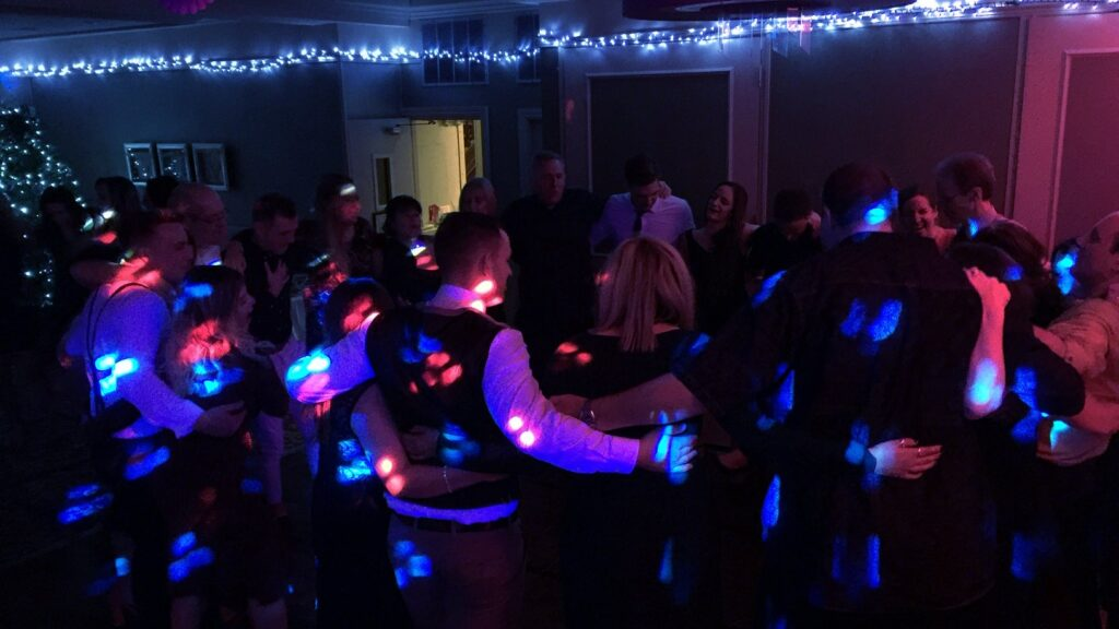 Reigate Manor Christmas Party